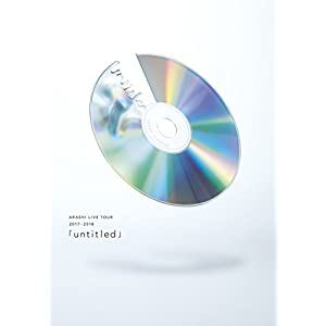 ARASHI LIVE TOUR 2017-2018 「untitled」(DVD通常盤)