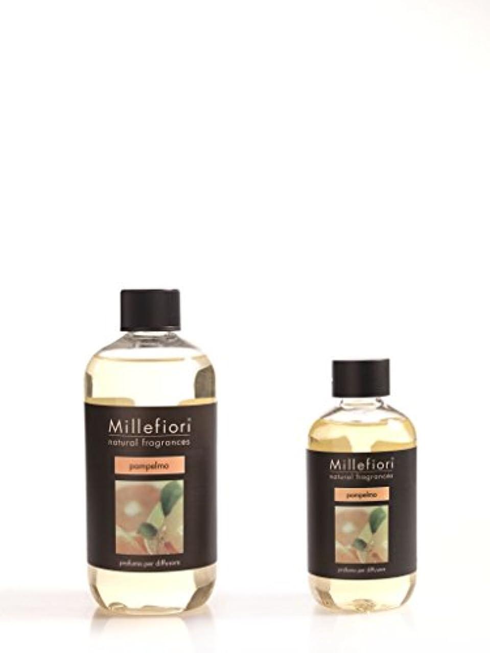 反対海軍会うミッレフィオーリ Natural Fragrance Diffuser Refill - Pompelmo 500ml/16.7oz並行輸入品