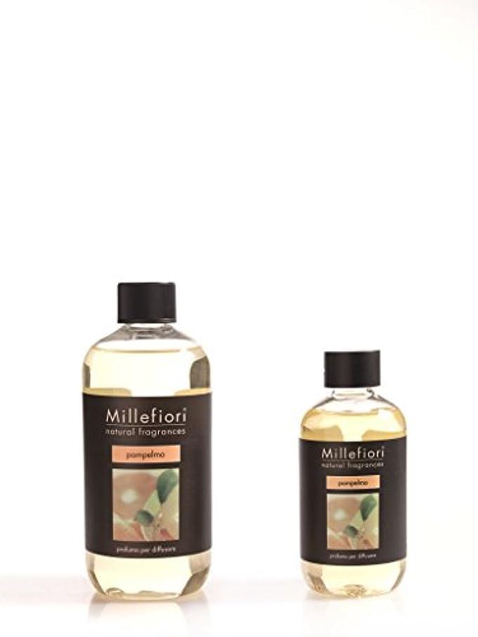 非武装化バレエ考慮ミッレフィオーリ Natural Fragrance Diffuser Refill - Pompelmo 500ml/16.7oz並行輸入品