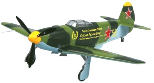 1/72 YaK-3 ロシア東部 1945 (完成品)