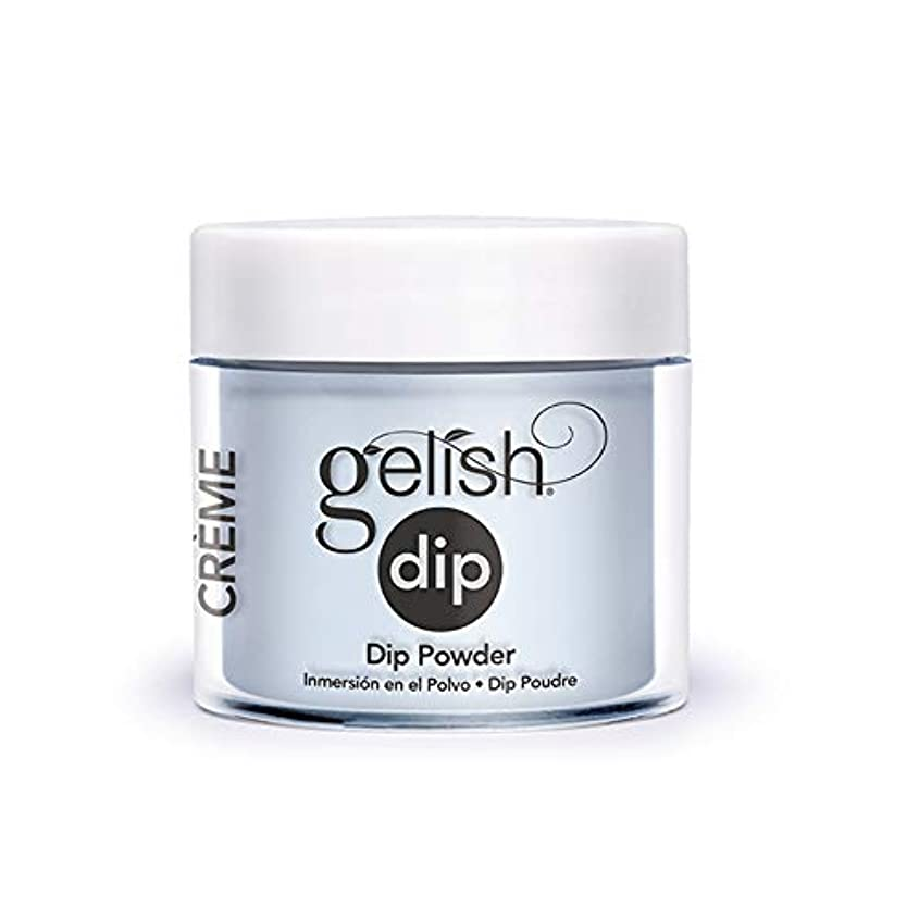 戦闘土地けがをするHarmony Gelish - Acrylic Dip Powder - Water Baby - 23g / 0.8oz