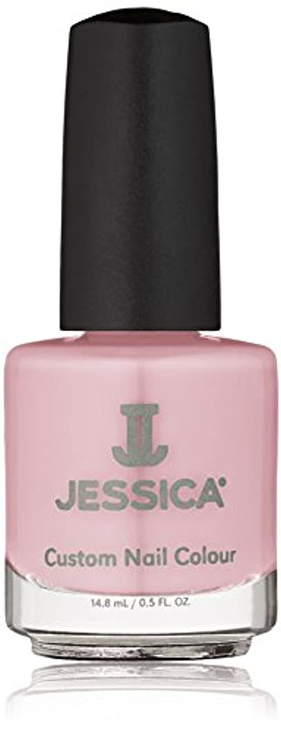 優雅なフライト嫌いJessica Nail Lacquer - Pink Daisy - 15ml/0.5oz