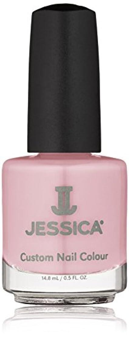 詩現代の険しいJessica Nail Lacquer - Pink Daisy - 15ml/0.5oz
