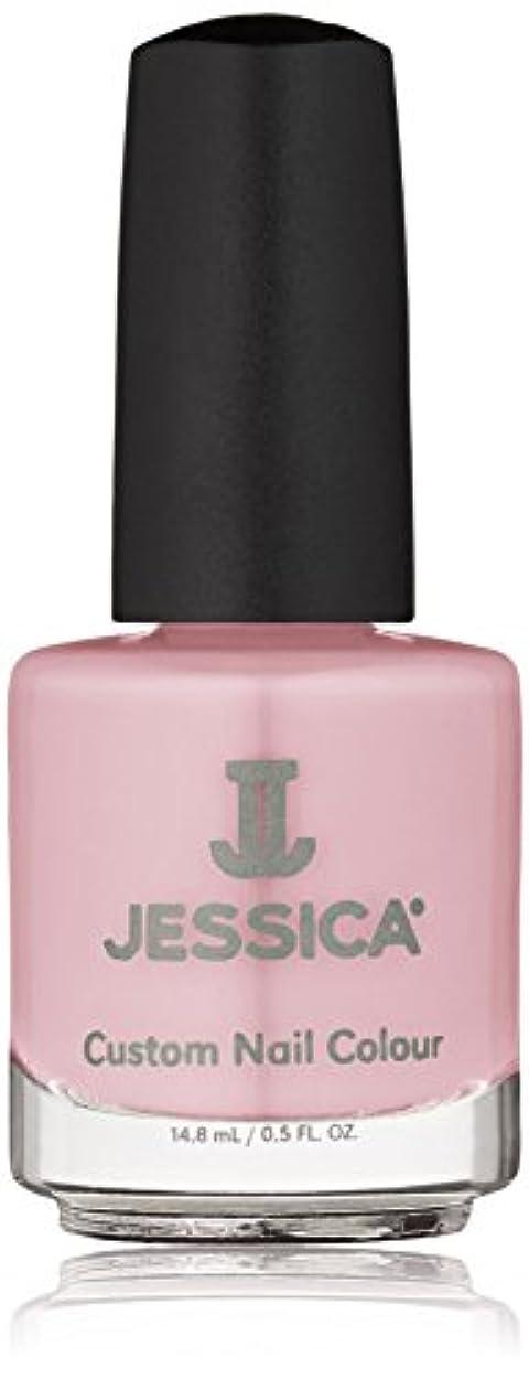 レース耳受動的Jessica Nail Lacquer - Pink Daisy - 15ml/0.5oz