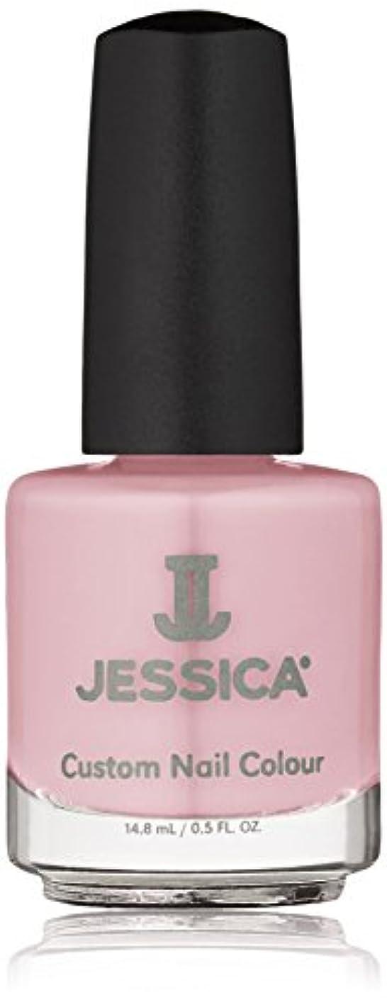 実質的上へうんざりJessica Nail Lacquer - Pink Daisy - 15ml/0.5oz