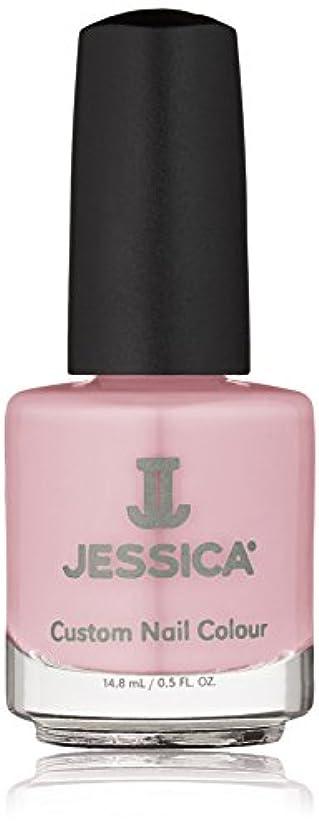 導入するその間クリームJessica Nail Lacquer - Pink Daisy - 15ml/0.5oz