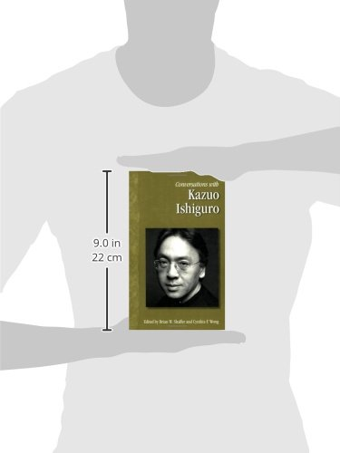 『Conversations with Kazuo Ishiguro (Literary Conversations Series)』の3枚目の画像