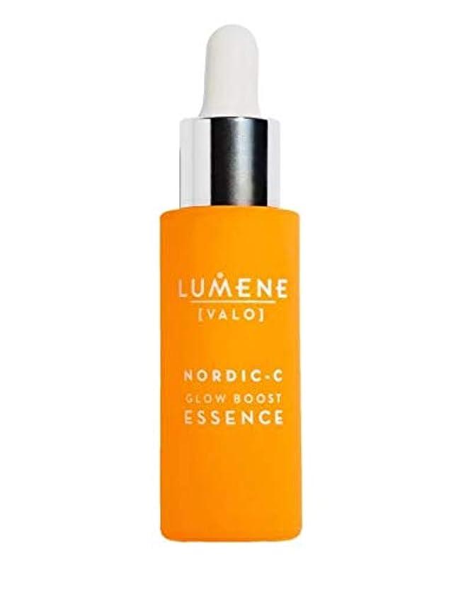 底許さない構想するLumene ルメネ Nordic-C Glow ブーストエッセンスセラム [並行輸入品]