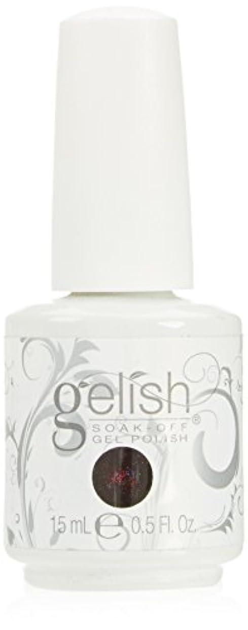出発優勢検閲Harmony Gelish Gel Polish - Berry Merry Holidays - 0.5oz / 15ml