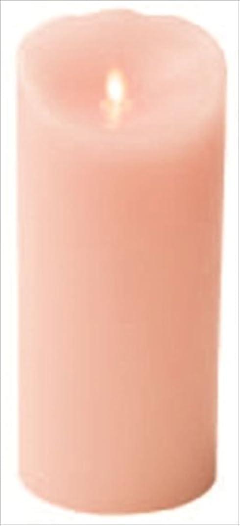 ヒントシロクマそのルミナラ( LUMINARA ) LUMINARA(ルミナラ)ピラー4×9【ギフトボックス付】 「 ピンク 」 03020000BPK