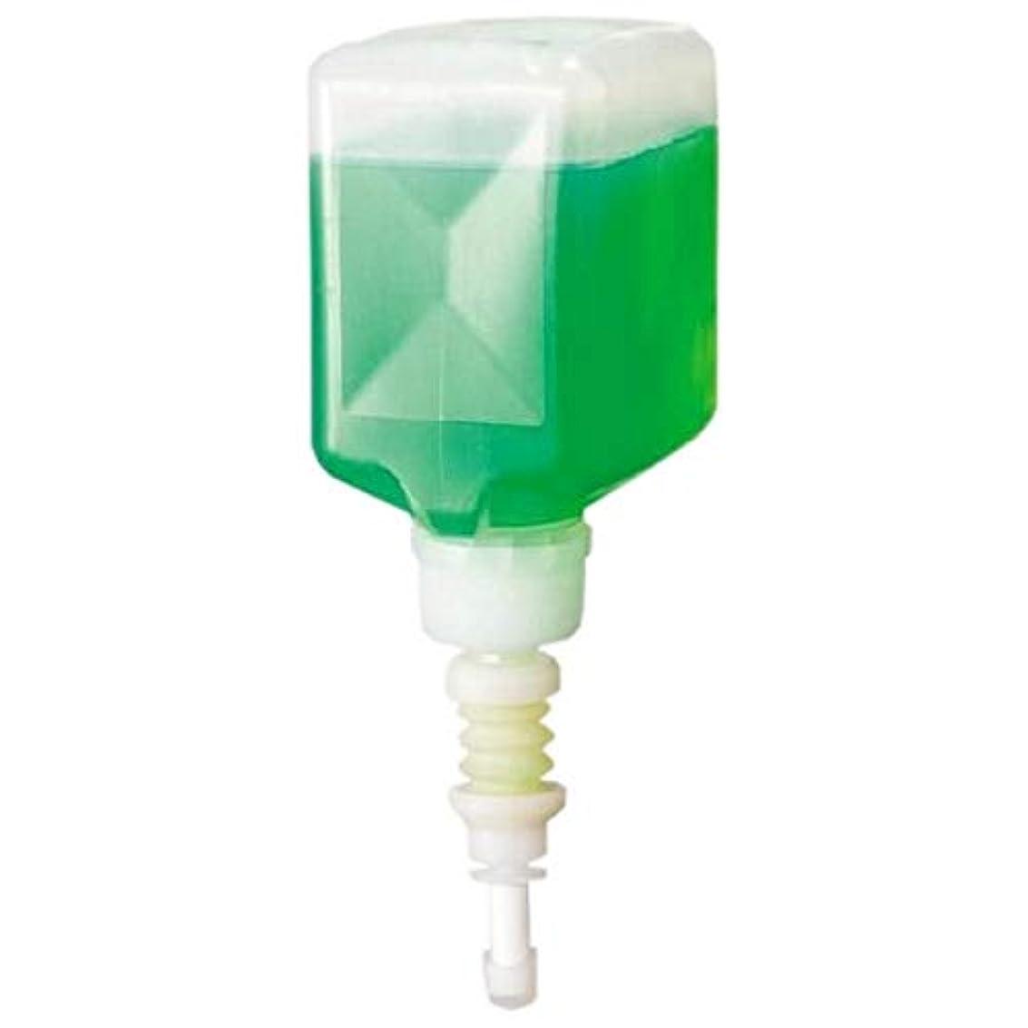 アジャコックあさりスタイルデコ シャボネット石けん液Fデコ専用薬液 緑色