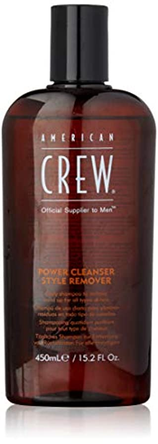 アメリカンクルー Men Power Cleanser Style Remover Daily Shampoo (For All Types of Hair) 250ml [海外直送品]