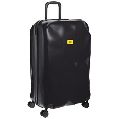 [クラッシュバゲッジ] CRASH BAGGAGE 取扱い注意不要スーツケースPIONEER 無料預入れ受託ラージサイズTSAロック搭載 CB103 1 (SUPER BLACK)
