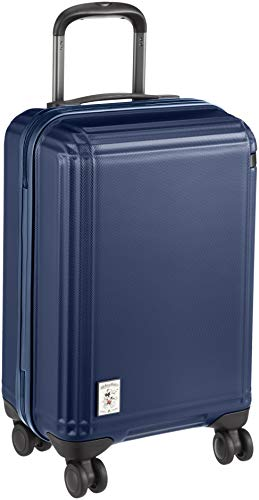 """[エース] スーツケース キャンピング""""ミッキー"""" バンダナ付 機内持ち込み可 32L 47cm 3.3kg 06107 03 ネイビー"""