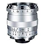 Zeiss 21mm f / 2.8Biogon T * ZM MFレンズ( Leica m-mount )–シルバー
