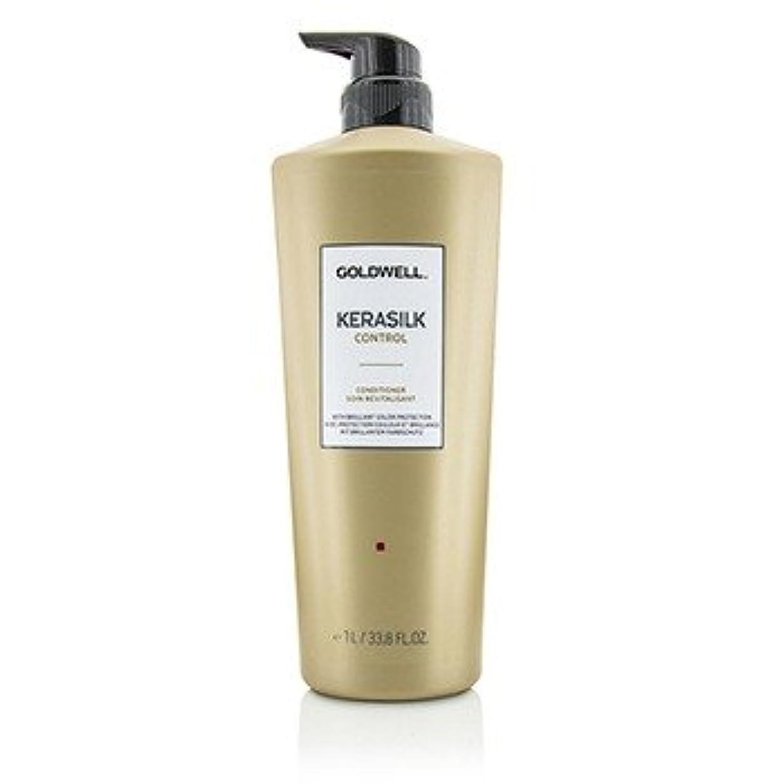 悩み分教室[Goldwell] Kerasilk Control Conditioner (For Unmanageable Unruly and Frizzy Hair) 200ml/6.7oz