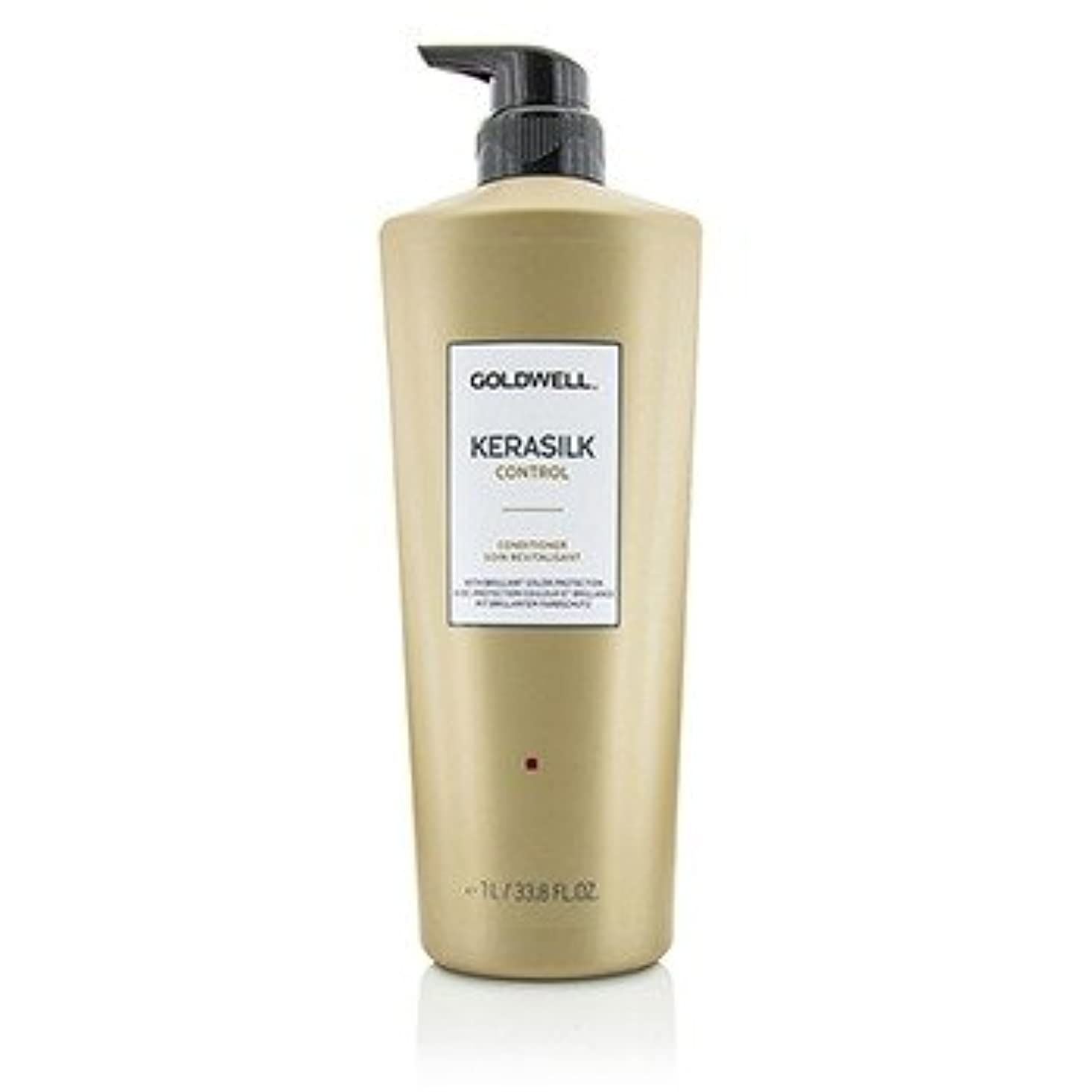 [Goldwell] Kerasilk Control Conditioner (For Unmanageable Unruly and Frizzy Hair) 200ml/6.7oz