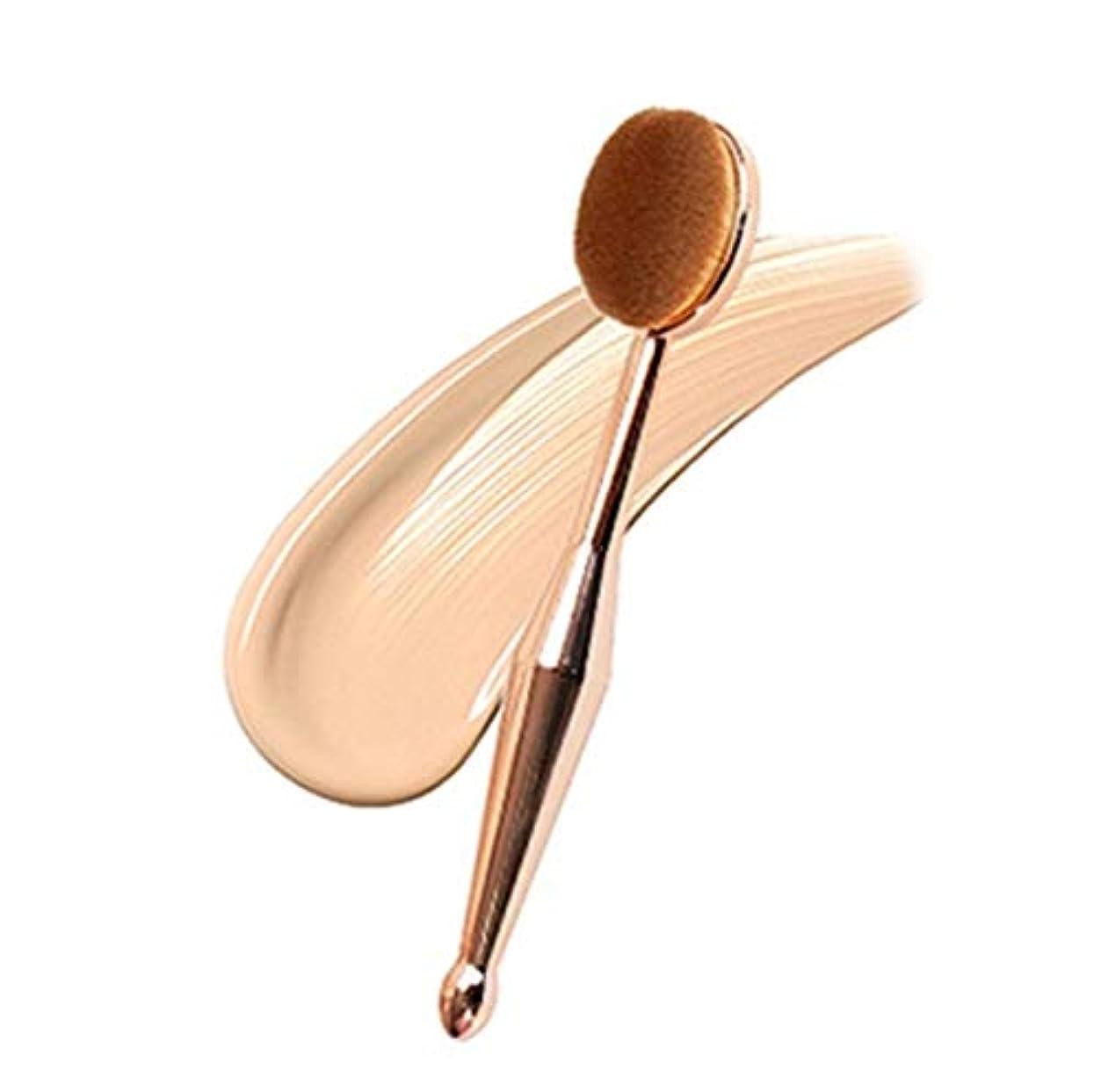 州線開梱化粧ブラシ 化粧筆 歯ブラシ型メイクブラシ ファンデーションブラシ フェイスブラシ 化粧ブラシ (1枚セット)