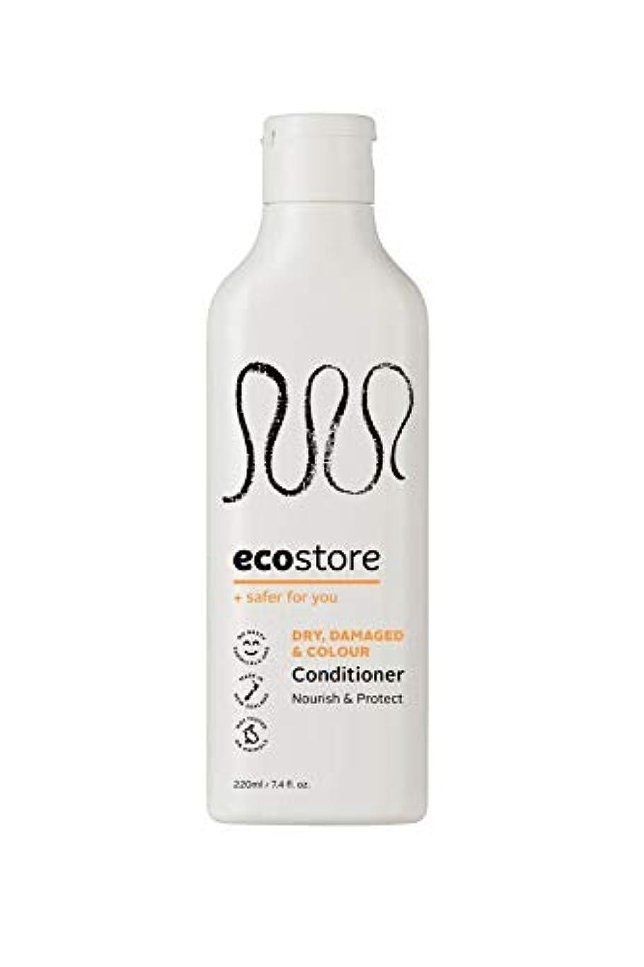 ecostore(エコストア) コンディショナー ドライ&ダメージ用 【ベルガモット&オレンジ】 220mL
