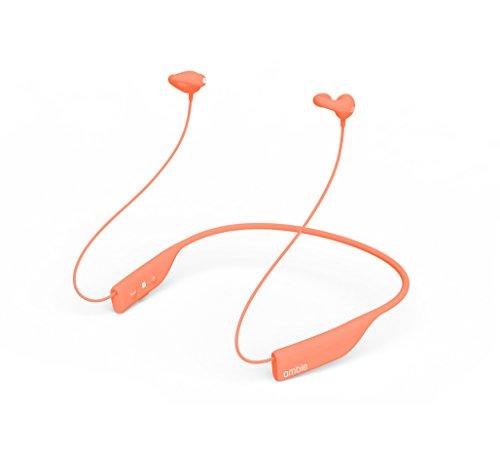 ambie wireless earcuffs(アンビー ワイヤレスイヤカフ) (Stamp Orange)