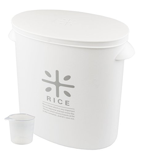 【Amazon.co.jp限定】パール金属 日本製 米びつ 5...