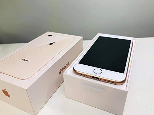 Docomo版 Iphone 8 64Gb ゴールド SIMロック解除無料