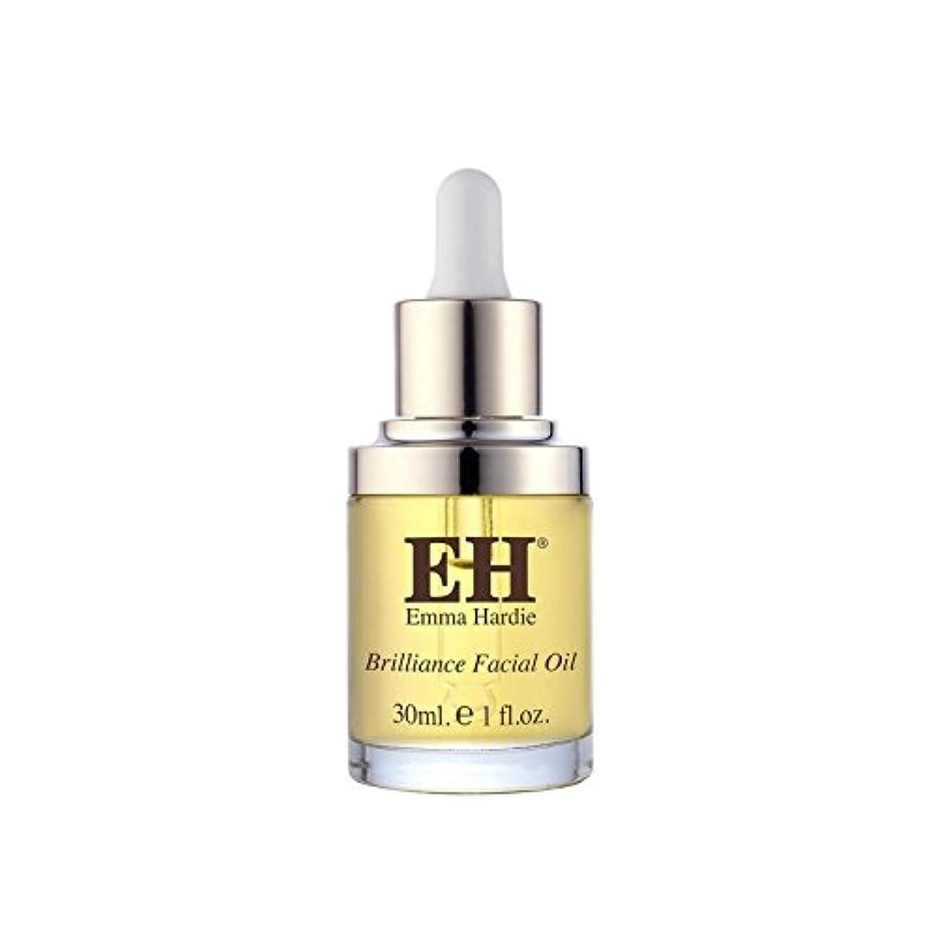 かすかな予言する周囲Emma Hardie Brilliance Facial Oil (Pack of 6) - エマ?ハーディ輝きフェイシャルオイル x6 [並行輸入品]