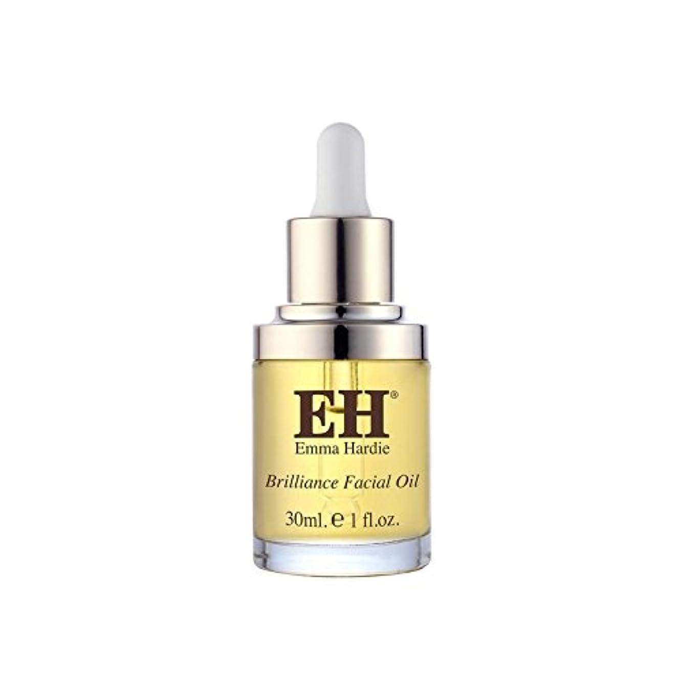 所有権ブランド名複製するエマ・ハーディ輝きフェイシャルオイル x4 - Emma Hardie Brilliance Facial Oil (Pack of 4) [並行輸入品]