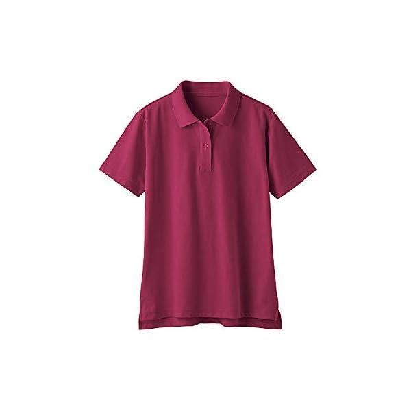 [セシール] ポロシャツ UVカットレディス...の紹介画像63