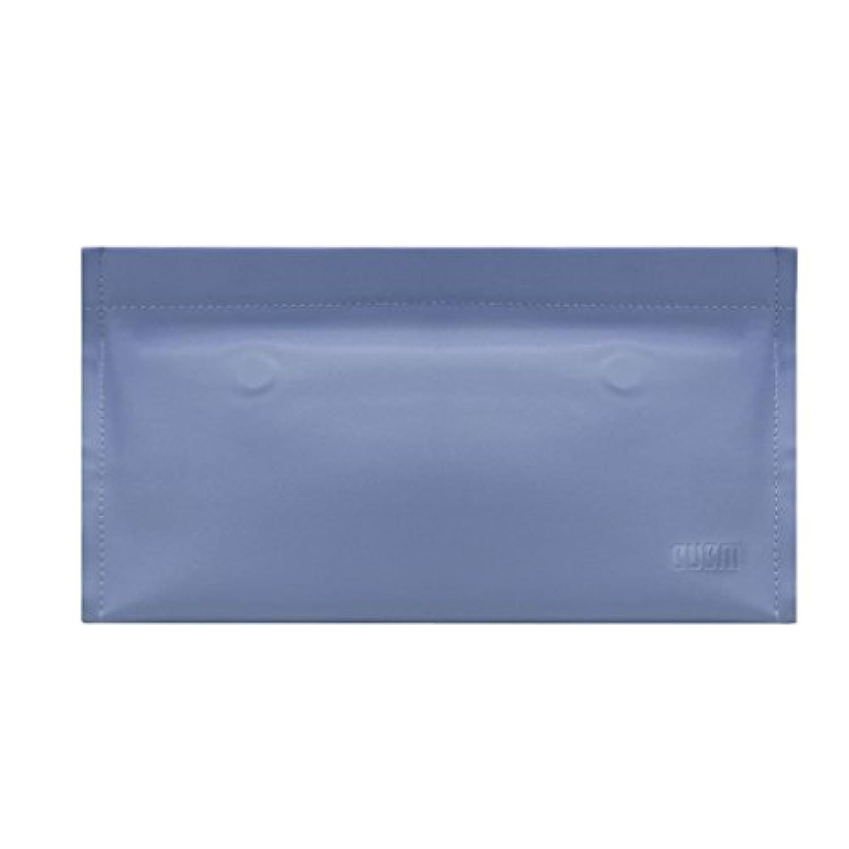 Blesiya ヘアドライヤー収納袋 ヘアドライヤー 収納ポーチ 小物入り 収納袋 磁気ストライプ 耐熱 4色選べる - 青