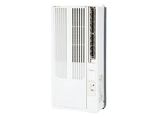 小泉成器 KOIZUMI小泉成器窓用エアコン白KAW-1682W 冷房 50Hz:4~6畳60Hz:4.5~7畳 除湿 50Hz:0.7Lh60Hz:0.8Lh