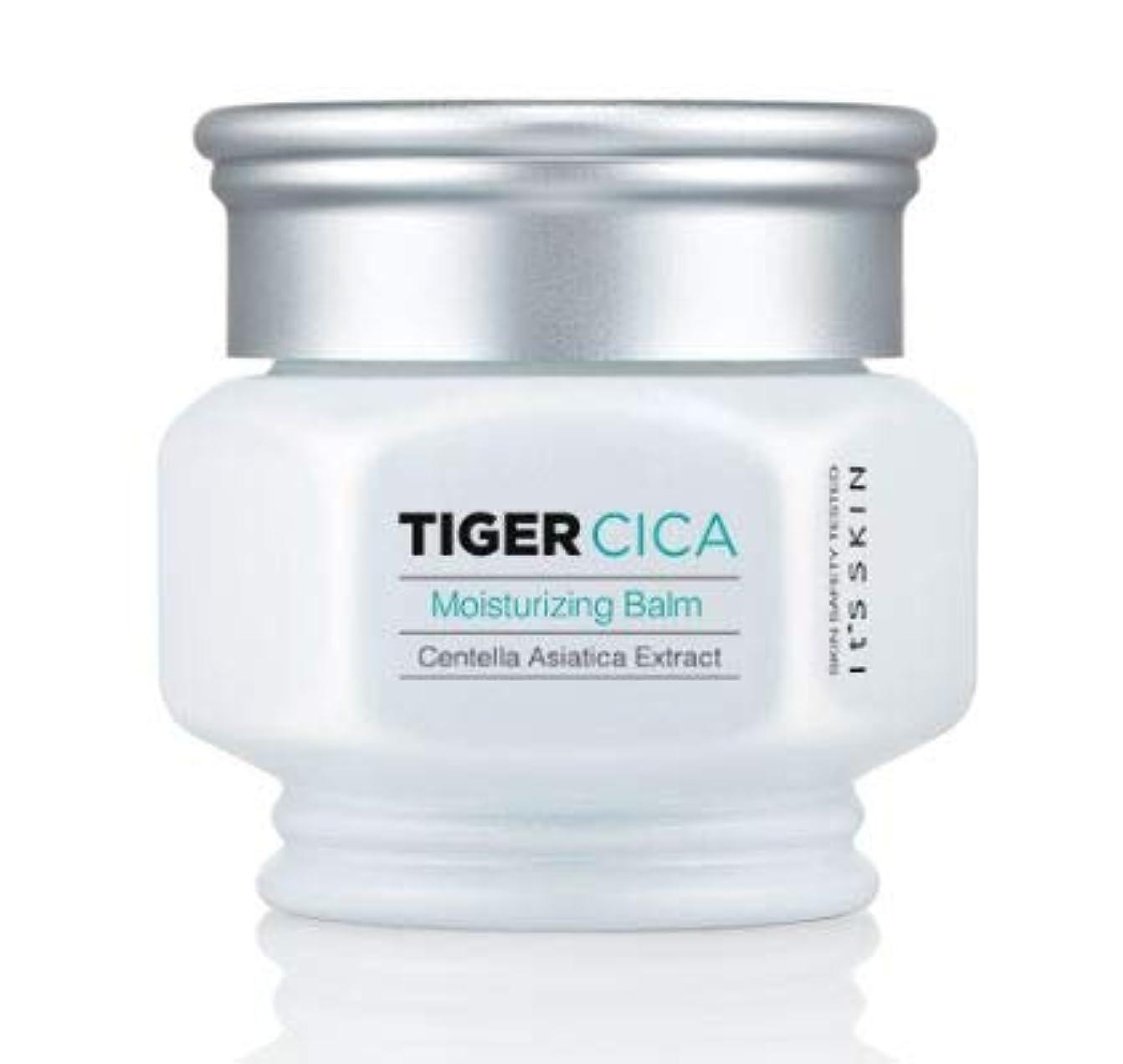 薬剤師フラップ軽[It's Skin] Tiger Cica Moisturizing Balm 50ml /[イッツスキン] タイガーシカ モイスチャライジング バーム 50ml [並行輸入品]