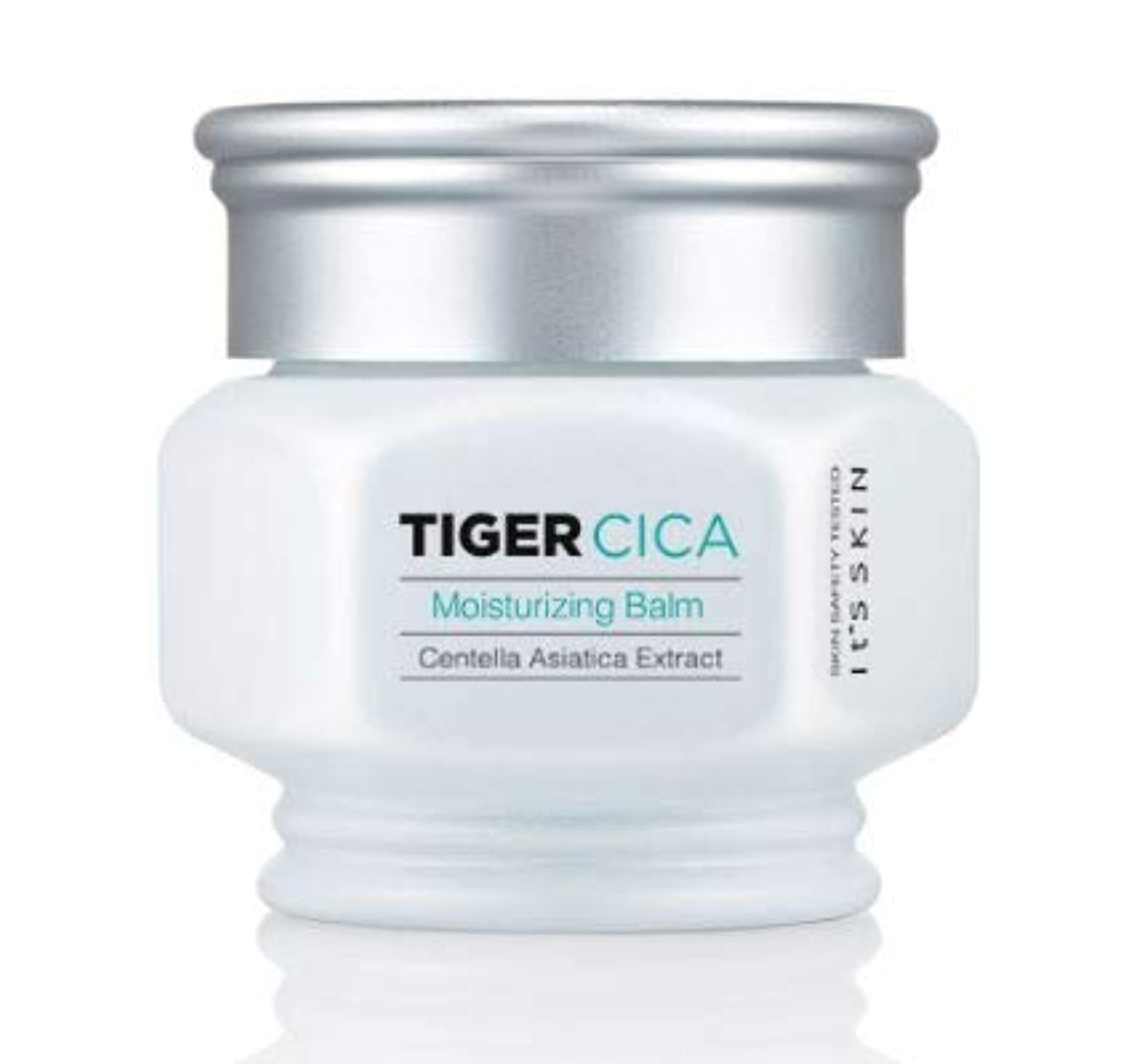 大学院認証左[It's Skin] Tiger Cica Moisturizing Balm 50ml /[イッツスキン] タイガーシカ モイスチャライジング バーム 50ml [並行輸入品]