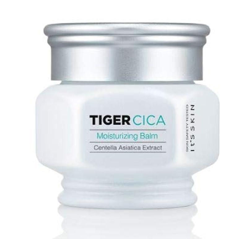 通常神経一掃する[It's Skin] Tiger Cica Moisturizing Balm 50ml /[イッツスキン] タイガーシカ モイスチャライジング バーム 50ml [並行輸入品]