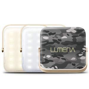 (ルーメナー)LUMENA LUMENA (ルーメナー) LED ランタン 迷彩グレイ