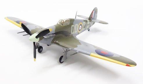 1/72 塗装済み完成品 ホーカーハリケーン Mk.IIc