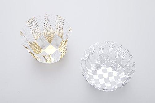 空気の器 08 ゴールド/シルバー