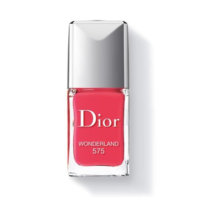 スポンサー生きているハンディChristian Dior クリスチャン ディオール ディオール ヴェルニ #575 WONDERLAND 10ml [並行輸入品]
