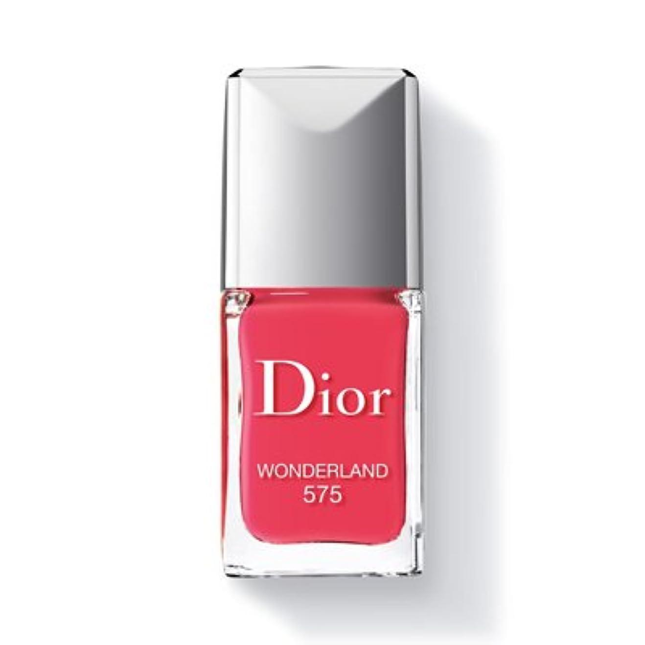 ラフ相手子豚Christian Dior クリスチャン ディオール ディオール ヴェルニ #575 WONDERLAND 10ml [並行輸入品]
