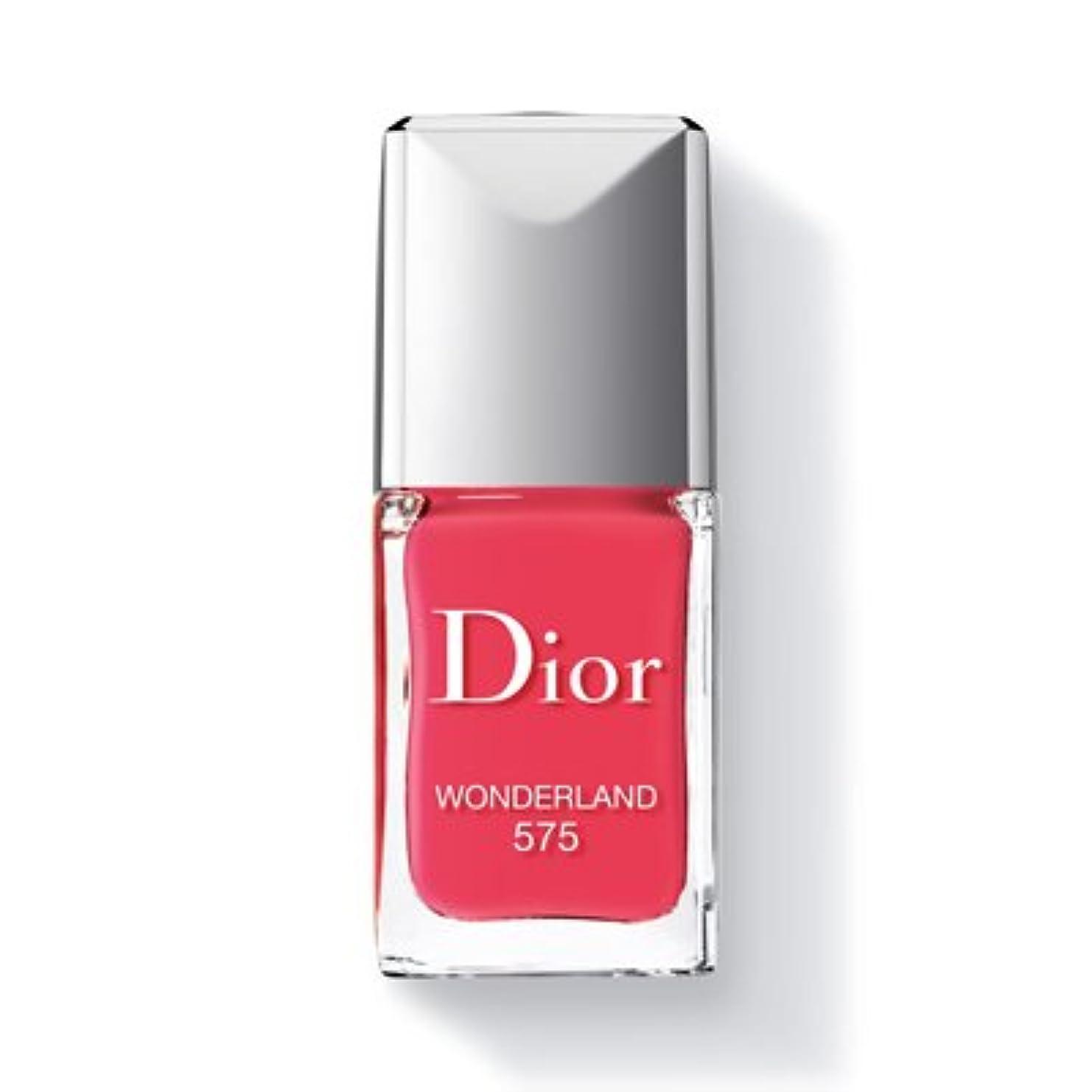 習慣教育者二度Christian Dior クリスチャン ディオール ディオール ヴェルニ #575 WONDERLAND 10ml [並行輸入品]