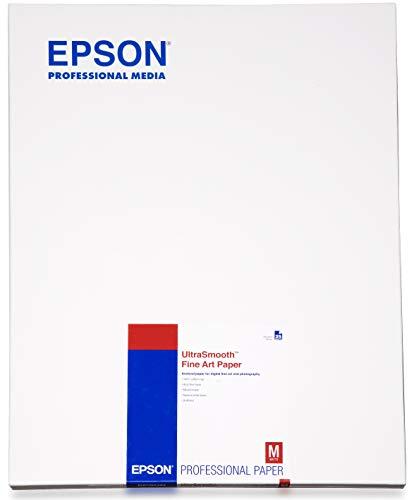 エプソン UltraSmooth Fine Art Paper KA225USFA 1箱(25枚)