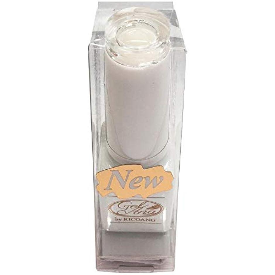 早熟乳白色吹きさらしウイング?ビート カラージェル GelAng by RICOANG GAS-01 Syrup Shell