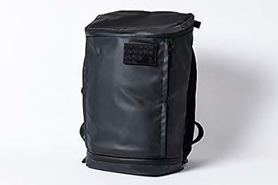 KOBALT パックパック 伝統 和柄 大容量 多機能 防水 30L (黒)