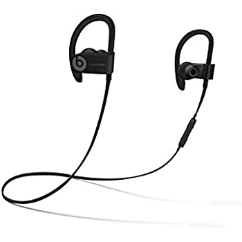 Beats by Dr.Dre ワイヤレスイヤホン PowerBeats3 密閉型 Bluetooth対応 カナル型 耐汗 防沫 ブラック ML8V2PA/A 【国内正規品】