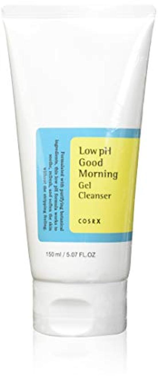 使い込む流産宣言(3 Pack) COSRX Low pH Good Morning Gel Cleanser (並行輸入品)