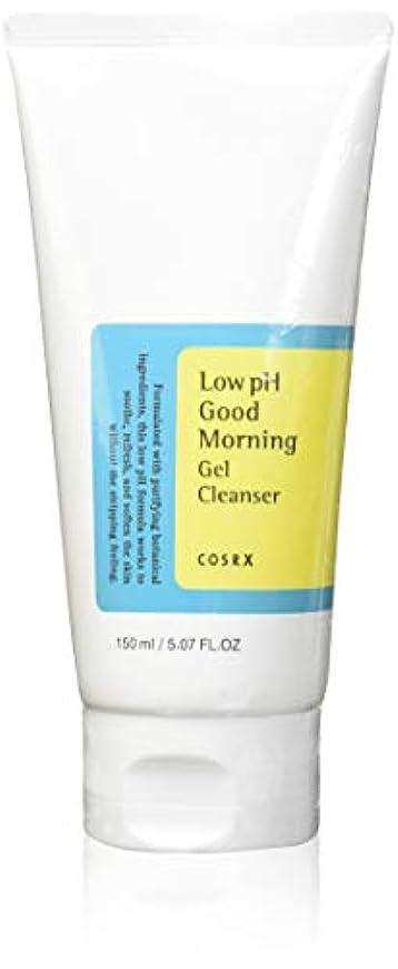 主人寂しいデザート(3 Pack) COSRX Low pH Good Morning Gel Cleanser (並行輸入品)