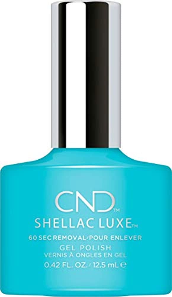 鉄絶妙エールCND Shellac Luxe - Aqua-intance - 12.5 ml / 0.42 oz