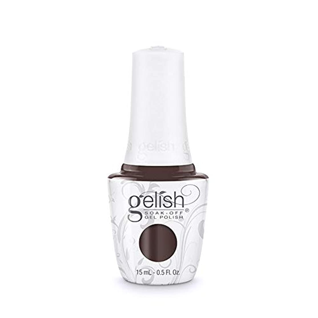代わりのクレデンシャルやさしくHarmony Gelish Gel Polish - 2017 Thrill Of The Chill - Caviar On Ice - 0.5oz/15ml
