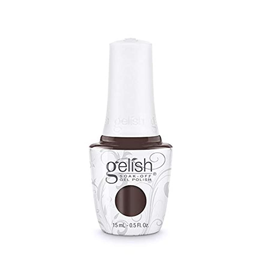 持続する興味拒絶するHarmony Gelish Gel Polish - 2017 Thrill Of The Chill - Caviar On Ice - 0.5oz/15ml