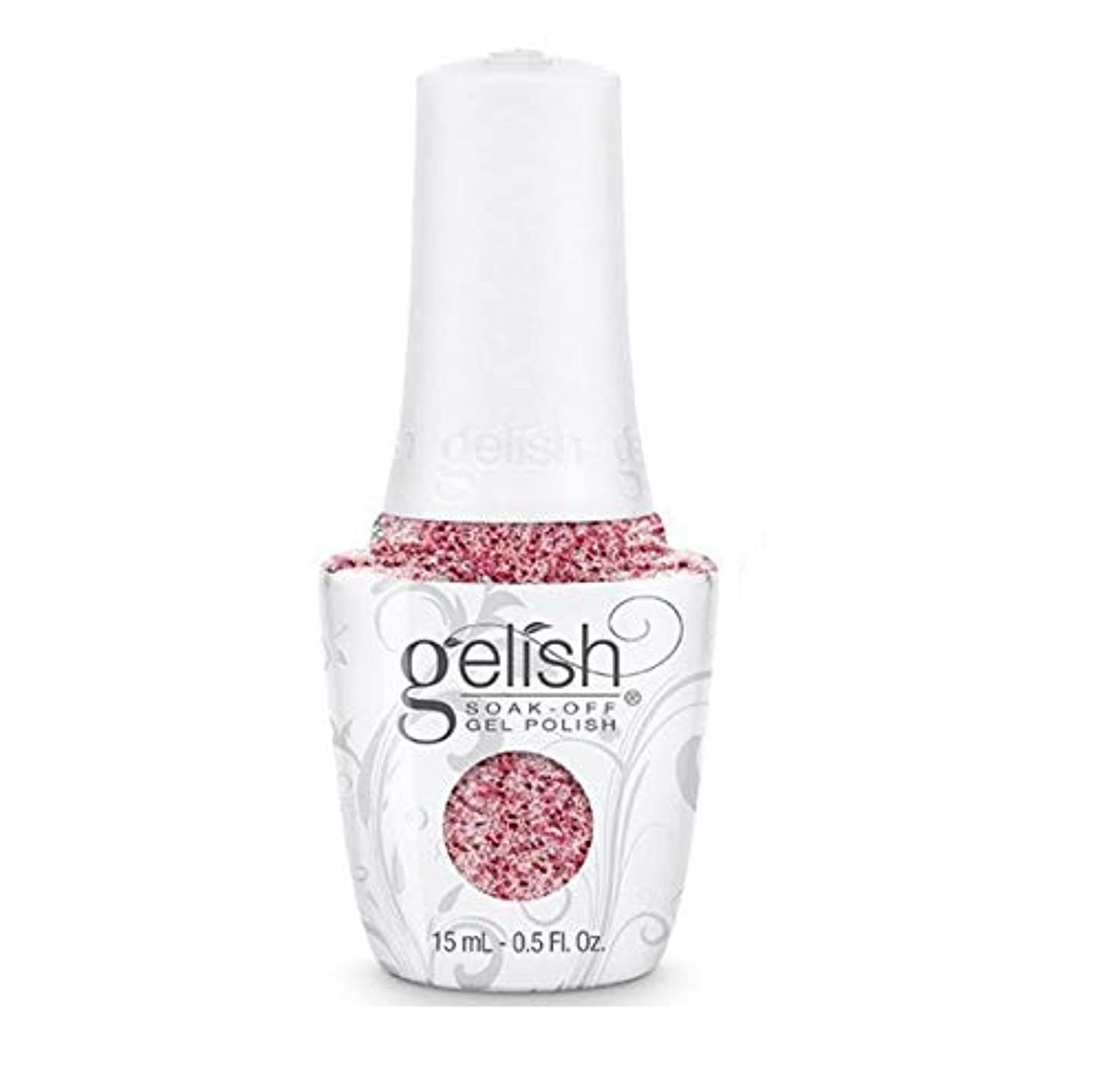 熟達特別な農場Harmony Gelish - Forever Fabulous Marilyn Monroe - Some Like It Red - 15 mL / 0.5 Oz